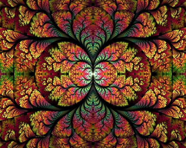 Немногие вещи могут простимулировать воображение и вдохновить на творчество так же, как абстрактные картинки.