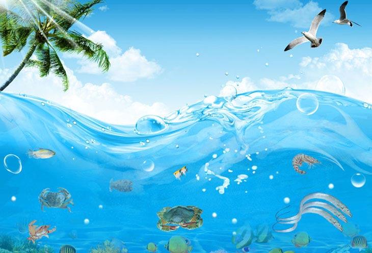 красивая картинка воды