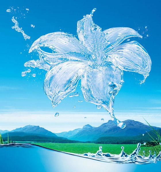 водяная рисунки: