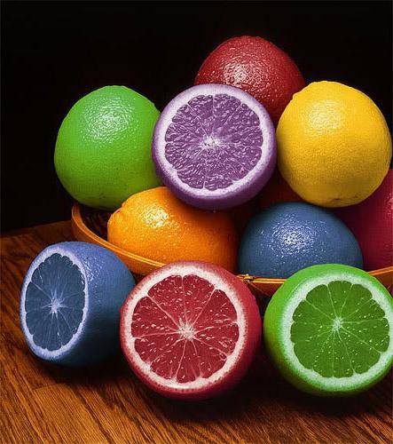 Самые обычные кислые лимоны можно