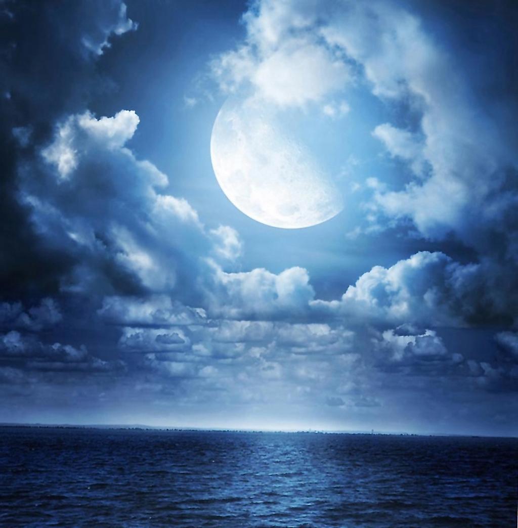 Ночь и вечер - фото и анимированные картинки ночи и ...