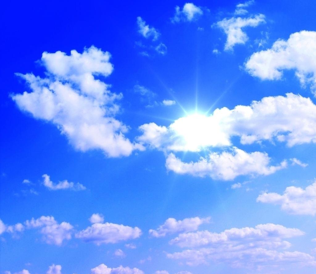 Картинки анимации небеса