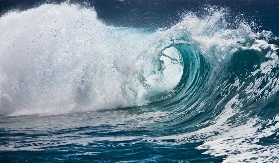 Шторм волны
